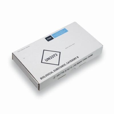 Emballages d'envois pour prélèvements