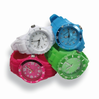 Kunststof horloge