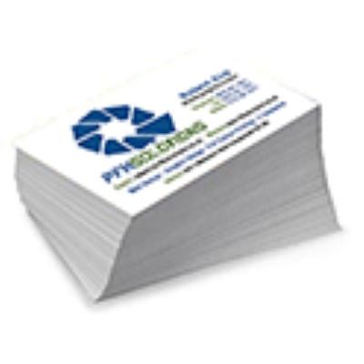 Visitekaartjes en briefpapier