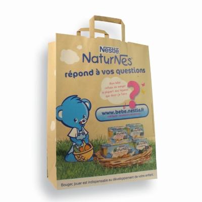 Nestlé bærepose