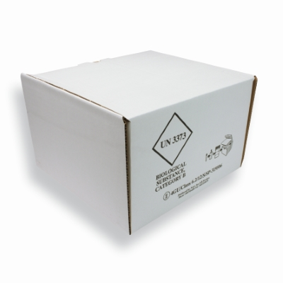 Cardboard box for EPS Box