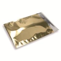 Snazzybag A4 / C4 goud ondoorzichtig