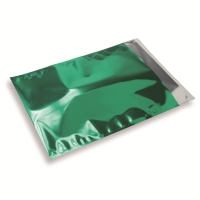 Snazzybag A4 / C4 groen ondoorzichtig