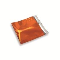 Snazzybag 160 x 160 oranje ondoorzichtig