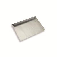 Farbiger Papierumschlag A5 / C5 Star-Silber