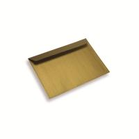 Papieren envelop A5 / C5 sunshine gold