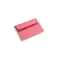 Enveloppe papier A6 / C6 rose vif