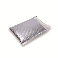 SnazzyBubble A5 / C5 matt silber undurchsichtig