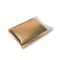 SnazzyBubble A5 / C5 gold undurchsichtig