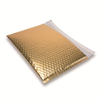 SnazzyBubble A4 / C4 gold undurchsichtig