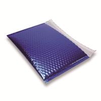 SnazzyBubble A4 / C4 blau undurchsichtig