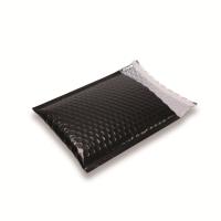 SnazzyBubbel A5 / C5 zwart ondoorzichtig
