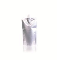 Spoutbag ø10mm aluminium 500ml