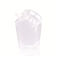 Spoutbag ø21.8mm transparent 2500ml