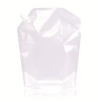 5l - Doypack Bouchon ø10.6mm transparent