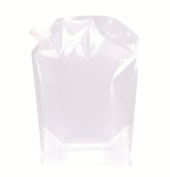 Spoutbag ø21.8mm transparent 5000ml
