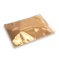 Snazzybag A4 / C4 goud half transparant