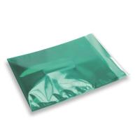 Snazzybag A4 / C4 groen half transparant