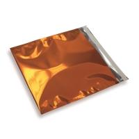 Snazzybag 220 x 220 oranje ondoorzichtig