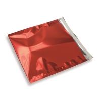 Snazzybag 220 x 220 rot undurchsichtig