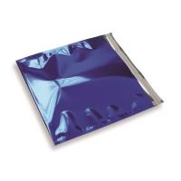 Snazzybag 220 x 220 blau undurchsichtig