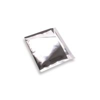Snazzybag A6 / C6 zilver ondoorzichtig