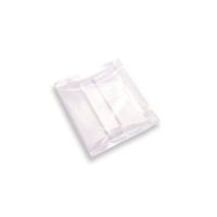 Snazzybag A6/C6 164 x 110 mm transparent