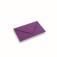 Enveloppe papier 120x185 mauve