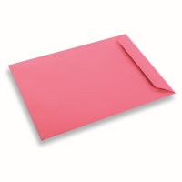Paper Envelope 220x312 Hot Pink