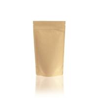 Koffie Pouch Kraftpaper VMPET 250 gram koffiebonen