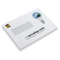 Enveloppes papier Imprimées