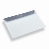 Papieren envelop A6 / C6 wit zonder venster