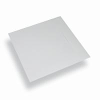 Vierkante papieren envelop 220 x 220 wit