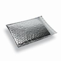 SnazzyBubbel A3 / C3 zilver ondoorzichtig