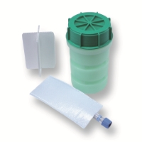 Green DG container complete 500ml