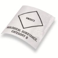 étiquettes adhésive p650 - un3373