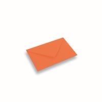 Enveloppe papier A6/C6 orange foncé