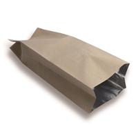 Zijvouwzak papier met ventiel 1000 g