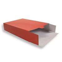 Korallrot Versandverpackung (Karton) 305 + 90 x 420 mm