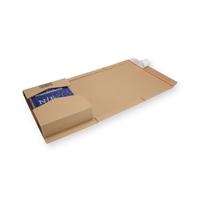 Verzendverpakking variabele hoogte CD bruin