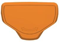 T-loc sluiting Oranje voor Systainer® 1-5