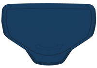 T-loc sluiting blauw voor Systainer® 1-5
