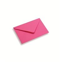 Papieren envelop 120 x 185 roze