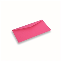 Enveloppes Papier Din Long Rose Fuschia