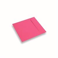 Enveloppes Papier 170x170 Rose Fuschia