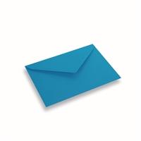 Papieren envelop 156x220 Koningsblauw
