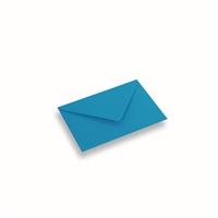 Papieren envelop 110x156 Koningsblauw