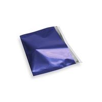 Snazzybag A5/C5 blauw ondoorzichtig