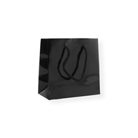 Glossy Bag 140x70x140+40 Black