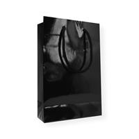 Glossy Bag 320 x 130 x 400 zwart